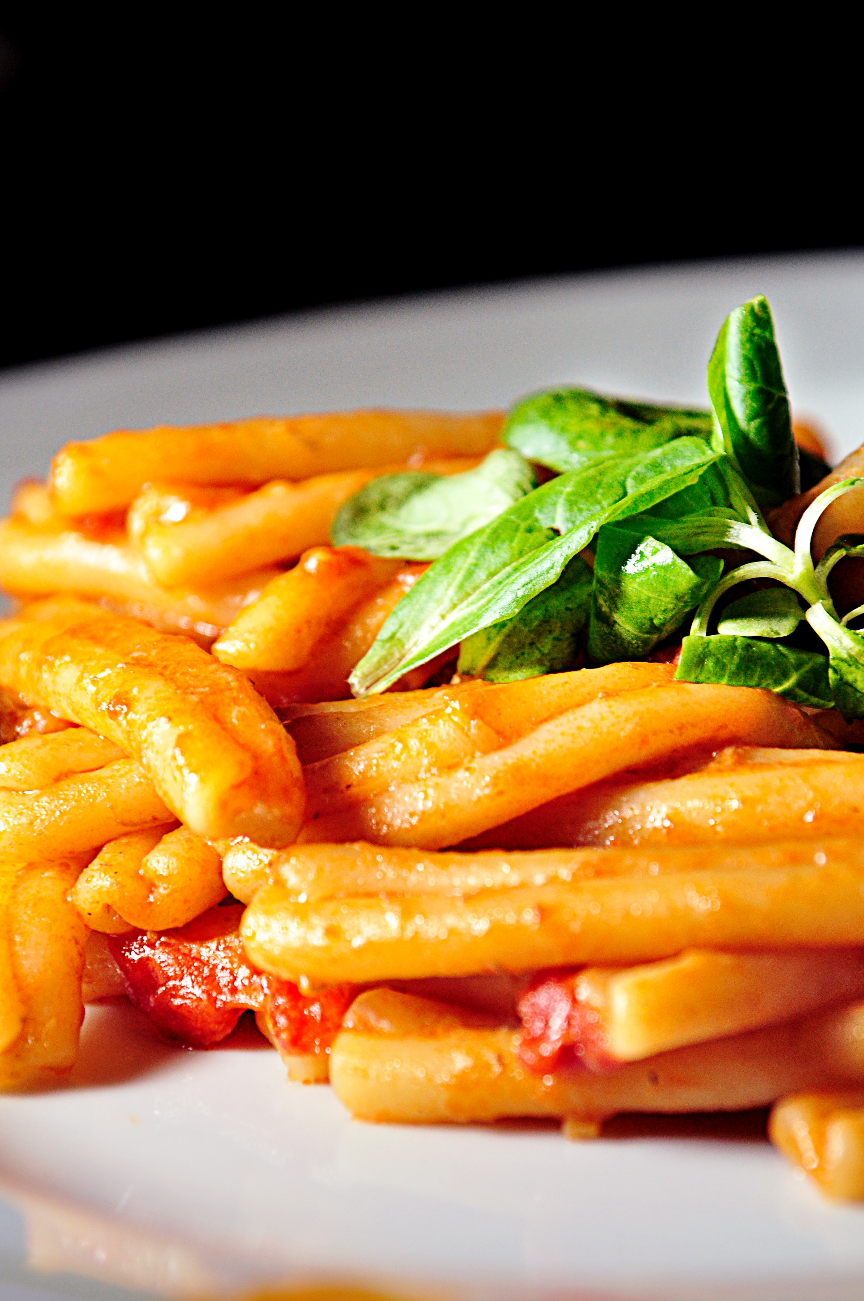 Wat is smakelijke pastasaus?