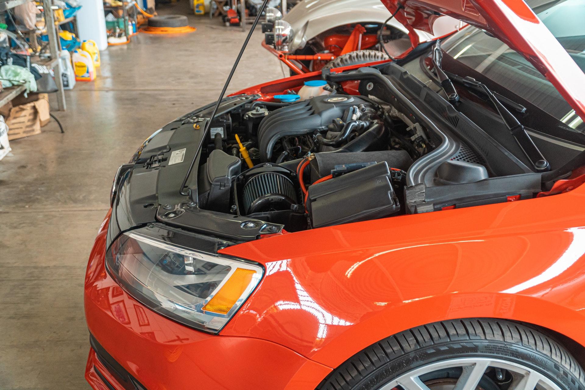 Turbodieselmotoren en chipping van auto